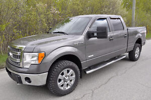 Ford F-150 2013 ECOBOOST XLT XTR Supercrew