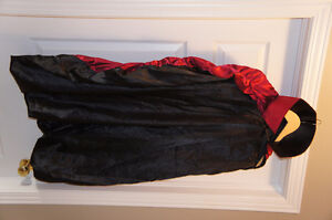 Cape with purple ruffles (Fits Teen to Adult) Kitchener / Waterloo Kitchener Area image 2
