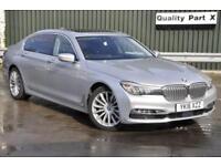 2016 BMW 7 Series 3.0 730Ld 4dr