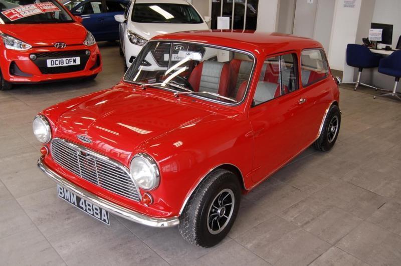 20 Images 1963 Classic Austin Mini Sprint R Cooper S 1275 Gt