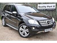 2009 Mercedes-Benz M Class 3.0 ML350 CDI BlueEFFICIENCY Sport 7G-Tronic 5dr