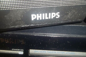 Complete Philips  Home Theater system