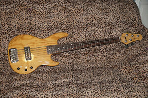G&L L-1505 5 string bass made in USA