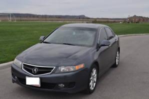2008 Acura TSX - 6 spd Manual & Nav - Remote Start - Safety Cert