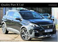 2017 Peugeot 3008 2.0 BlueHDi GT EAT Auto 6Spd (s/s) 5dr SUV Diesel Automatic