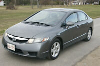 2010 Honda Civic ex-l loaded Sedan