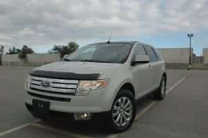 2007 FORD EDGE SEL AWD NAVI/LEATHER/SUNROOF SAFETY & E-TEST