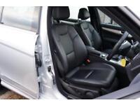 2012 MERCEDES C-CLASS C180 BLUEEFFICIENCY AMG SPORT 1.6 PETROL 4 DOOR AUTOMATIC
