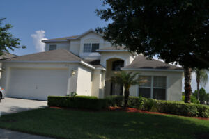BEAUTIFUL 5 BEDROOM HOUSE NEAR DISNEY.