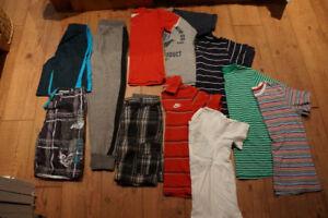 Lot de vêtements garçon 10-12 ans