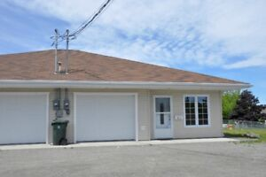 Two Bedroom Duplex with Garage - Senior Tenants Only.