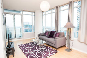Downtown Toronto Furnished Rentals | Sky View Suites