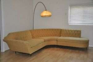 Looking for a vintage/retro/mid century sectional Moose Jaw Regina Area image 2