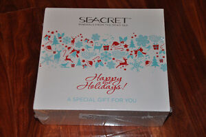 NEW SEACRET Gift Set
