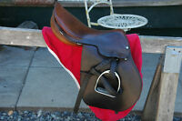 Crosby Jumping Saddle 17.5""