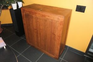 Antique Oak Dry Sink (price drop)