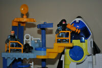Imaginext Space Shuttle by Fisher Price