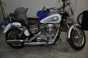Rare Harley 35th Anniversary Dyna # 310/3500 Mint Shape
