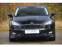 Used Ford Focus Zetec S, 2015, 1498cc, 5 door