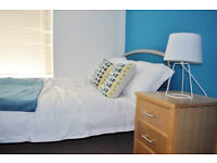 *NO AGENCY FEES TO TENANTS* Contemporary, double bedroom available in friendly house share.