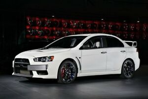 LOOKING FOR: 2007 + Lancer