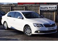 2014 Skoda Superb 1.6 TDI CR SE GreenLine III 5dr