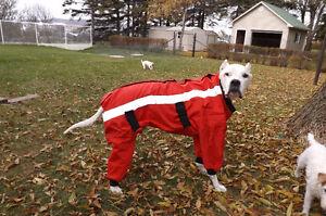 Manteau neuf pour gros chien. Vente ou échange!