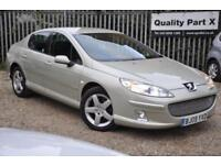 2009 Peugeot 407 2.0 HDi Sport 4dr