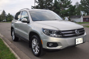 VW Tiguan SUV, FWD, mint condition!!!
