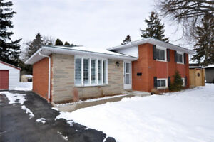 Desirable, affordable family home in Burlington.