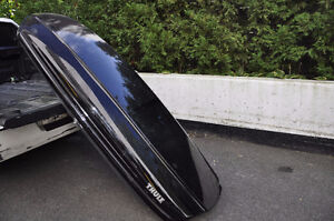 THULE-Sweden Roof Cargo Box with Key