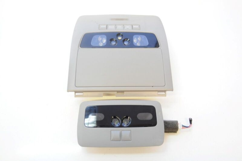 LEXUS GS 450h 2007 RHD INTERIOR ROOF LIGHT 1D111-034G / 1D153-008G