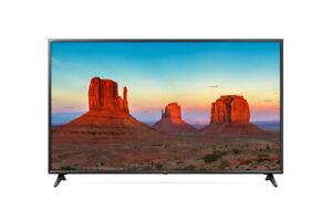 """LG 43"""" 4K IPS HDR Smart TV 500$"""