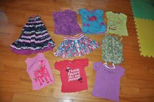 Vêtements fille 24 mois à 6 ans