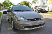 Ford Focus 2004 excellent état 3000$