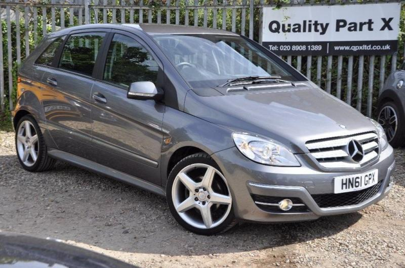 2011 mercedes benz b class 2 0 b200 cdi sport 5dr in wembley london gumtree. Black Bedroom Furniture Sets. Home Design Ideas