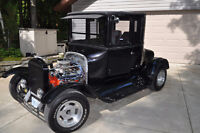 Ford 1923 Model T Coupe  HOT ROD