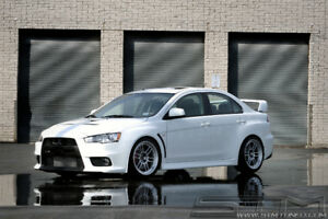 looking to trade my 2015 WRX base manual for 2010+ Evo x GSR