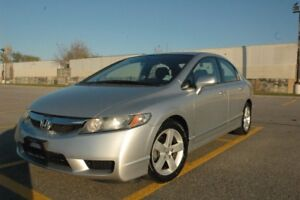 2010 HONDA CIVIC EX NO ACCIDENT SAFETY INCLUDED