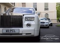 Vintage & Luxury Wedding Car Hire | Rolls Royce - Bentley - Beauford