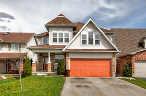 EAST END 2686 SQFT HOME with FULLY FINISHED WALKOUT BASEMENT