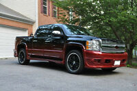 2012 Chevrolet Silverado 1500 SOUTHERN COMFORT Pickup Truck