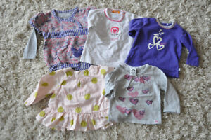 Baby Girl Lot 0-6 Months Noppies, H&M, Appaman,Old N, Costco etc