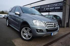2010 MERCEDES M-CLASS ML350 3.0 CDI BLUEEFFICIENCY SPORT DIESEL AUTOMATIC 4X4 4X