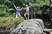 Having Fun In Muskoka - Now Booking For Summer 2016