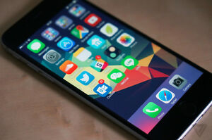 Rogers iPhone 6 16GB Black for Sale