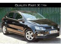 2017 Volkswagen Polo 1.0 Match (s/s) 5dr Hatchback Petrol Manual