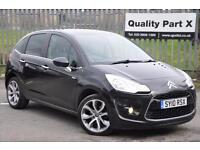 2010 Citroen C3 1.4 VTi 16v Exclusive 5dr