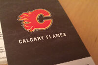 Calgary Flames Tickets with Food Vouchers