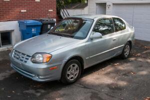 2004 Hyundai Accent GS $950